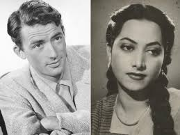 Blast from the past: When Gregory Peck met Suraiya
