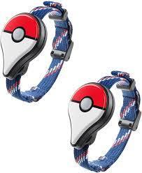 Amazon.com : Nintendo Pokemon GO Plus Bluetooth Bracelet - 2 Pack : Sports  & Outdoors