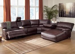 recliner circle brown contemporary wooden tables best reclining sectional sofas as well as reclining sectional sofas miu