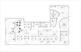 office floor plan layout. Popular Open Office Floor Plan Designs Concept Furniture Layout