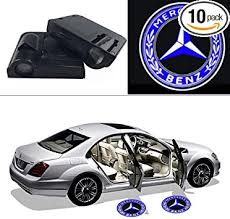 Alibaba.com offers 910 mercedes door projector products. 2pcs Car Door Lights Logo Projector Fit Mercedes Benz Wireless Car Door Paste Projector Logo Lights Led Logo Projector Lights Shadow Ghost Light Welcome Courtesy Lights Accent Off Road Lighting Running Board Lights