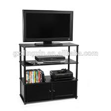 small led tv table design wooden tv table(DX-BB17)