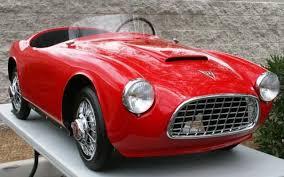 Ferrari fxxk ferrari 488 exotic sports cars exotic cars bugatti good looking cars pretty cars car mods. Ferrari Baby Ferrari Bambino Racer V12 Ferrari Electric Child S Car Convertible 1950 S Car Car Ferrari