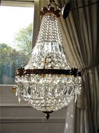 empire crystal chandelier vintage french empire crystal chandelier chandeliers french empire crystal chandelier h50 x w30