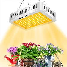 MARSHYDRO TS <b>1000W Led Grow</b> Light Full Spectrum for Indoor ...