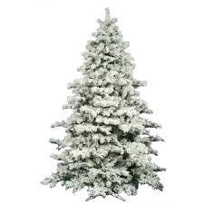 Artificial Christmas Trees - Unlit Giant Artificial Christmas ...