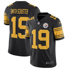 Jersey Steelers All New Black