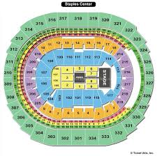 Enterprise Center Wwe Seating Chart 52 Unfolded Staples Center Seating Chart Shawn Mendes