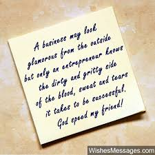 Congratulation For New Business Good Luck Messages For New Business Wishes For Startups And