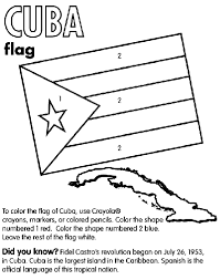 Small Picture Cuba Coloring Page crayolacom