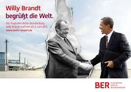 Scholz & Friends macht Willy Brandt zum Star des neuen Berliner ...