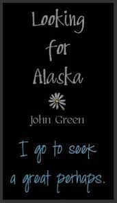 Looking For Alaska Quotes With Page Numbers Beauteous Looking For Alaska By John Green