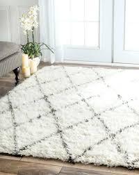 soft rugs silky light grey runner rug plush for