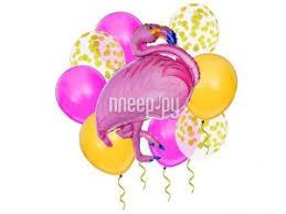 Купить Фонтан из шаров Страна Карнавалия Набор Фламинго ...