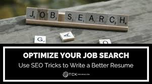 Headings For Resumes Simple Optimize Your Job Search Use SEO Tricks To Write A Better Resume