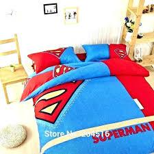 superman bed set