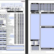 character sheet pathfinder pathfinder character sheet printable all about letter examples