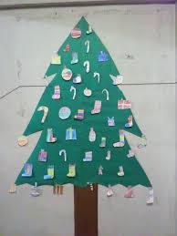 Top Dog Teaching With Mrs Delzer Classroom Christmas Tree Made Classroom Christmas Tree