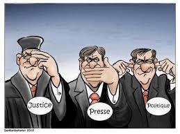 """Résultat de recherche d'images pour """"image caricature de l'etat et justice"""""""