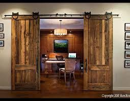 office barn doors. Rustic Home Office Rustic-home-office Barn Doors