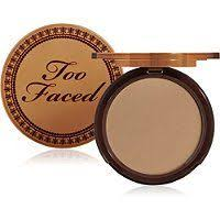 too faced chocolate soleil matte bronzing powder milk chocolate smells delicious makeup matters