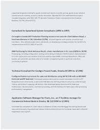 It Consultant Resume Sample Auto Finance Manager Resume Fresh Financial Consultant