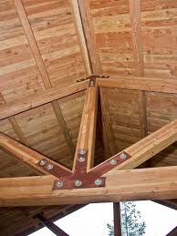 Designs For Glued Trusses Glue Laminated Construction Timber Frame Joinery Timber