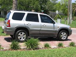 2002 Mazda Tribute - Information and photos - ZombieDrive