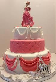 5 Tier Quinceanera Cake