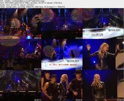 Ocean Of Light Juliette Sd Juliette Unstoppable Live At Popkomm 2001