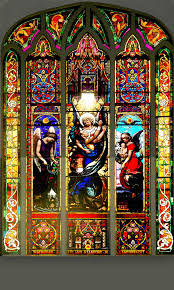 stained glass windows p sg stanford window