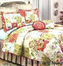 country bedding sets chic shabby french cottage f queen quilt style bedroom