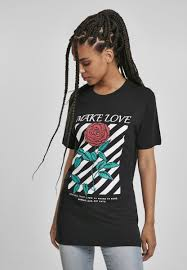 <b>Ladies</b> Make Love <b>T</b>-<b>Shirt</b> – NORVINE
