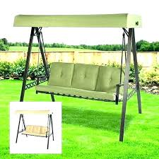 s day room canopy swing outdoor bed