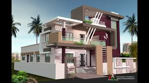 Indian Staircase Tower Designs Front Side Staircase Tower House Designs