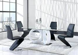 global furniture dining table room with decorations 7 exclaim oval glass global furniture dining