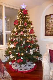 Small Picture Red And White Christmas Decorations Uk House Design Ideas