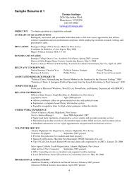 62 medical assistant resume example sample resume of a
