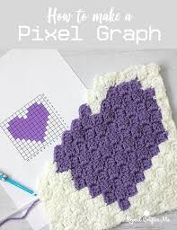 How To Make A Pixel Graph Repeat Crafter Me