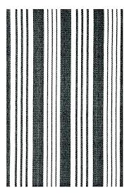 black and white indoor outdoor rug tan striped area 8x10