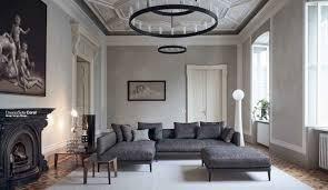 the c sectional sofa by bonaldo