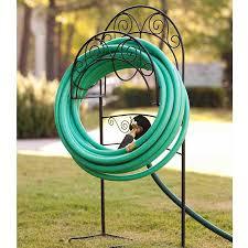 garden hose stand. Interesting Hose Liberty Carrington Decorative Hose Stand Black And Garden Stand M