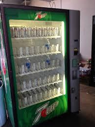 Pepsi Glass Front Vending Machine Magnificent VENDO VUE 48 Glass Front Soda Vending Machine PepsiCoke Refurbished