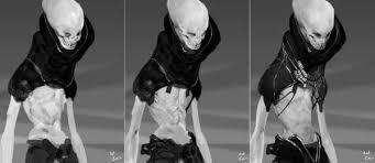 Humanoid Alien Concept Art 50 Cool Designs Of Extraterrestrial Races