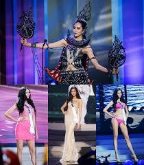 Bloggang.com : ลูกโป่งลอยฟ้า_ชิงช้าสวรรค์ : แอลลี่ พิมบงกช ประกวด  #MissUniverse รอบ Preliminary