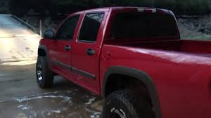 Lifted Chevy Colorado - YouTube