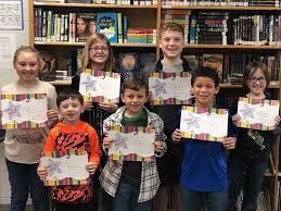 Allendale Students Of The Month