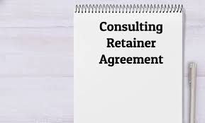 retainer consulting agreement 2 types of consulting retainers and how to use them