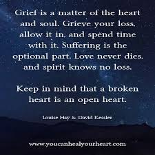 Grief Grief Is A Matter Of The Heat And Soul Grief Quote By Enchanting Heat Quotes