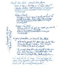 Ink Peaceable Writer Page 2